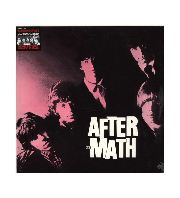 THE ROLLING STONES - Aftermath UK mesvinyles.fr