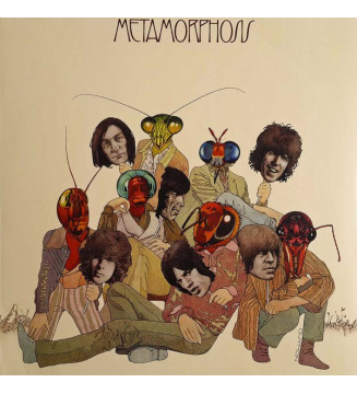 THE ROLLING STONES - Metamorphosis mesvinyles.fr