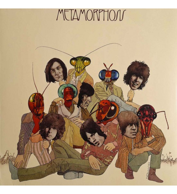 Vinyle - THE ROLLING STONES - Metamorphosis