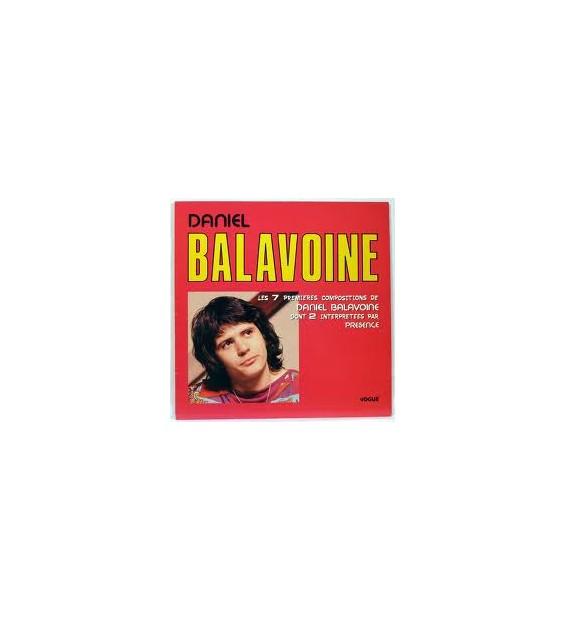 Daniel Balavoine - Les 7 Premières Compositions De Daniel Balavoine (LP, Comp)