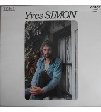 Yves Simon - Yves Simon (LP, Album) mesvinyles.fr