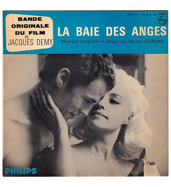 "Michel Legrand - La Baie Des Anges (7"", EP)"