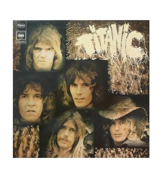 Titanic (3) - Sea Wolf (LP, Album, RP, Gat) mesvinyles.fr