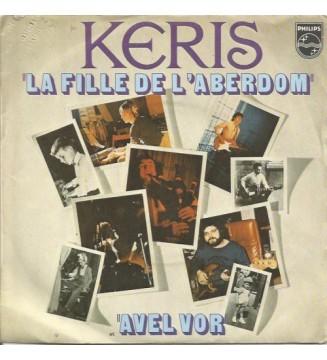 """Keris - La Fille De L'Aberdom / Avel Vor (7"""", Single) mesvinyles.fr"""