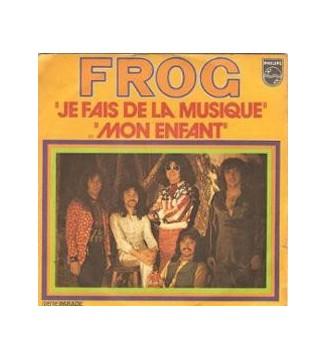 """Frog (17) - Je Fais De La Musique (7"""", Single) mesvinyles.fr"""