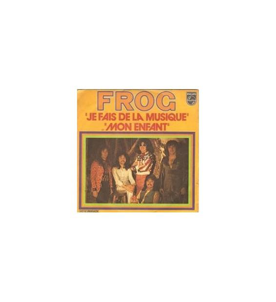 """Frog (17) - Je Fais De La Musique (7"""", Single)"""