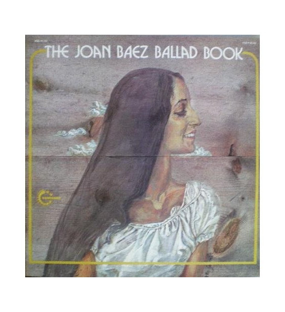 Vinyle - JOAN BAEZ - The Joan Baez Ballad Book