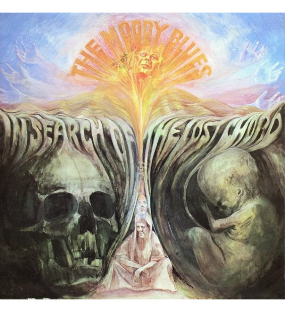 Vinyle - THE MOODY BLUES - In Search Of The Lost Chord