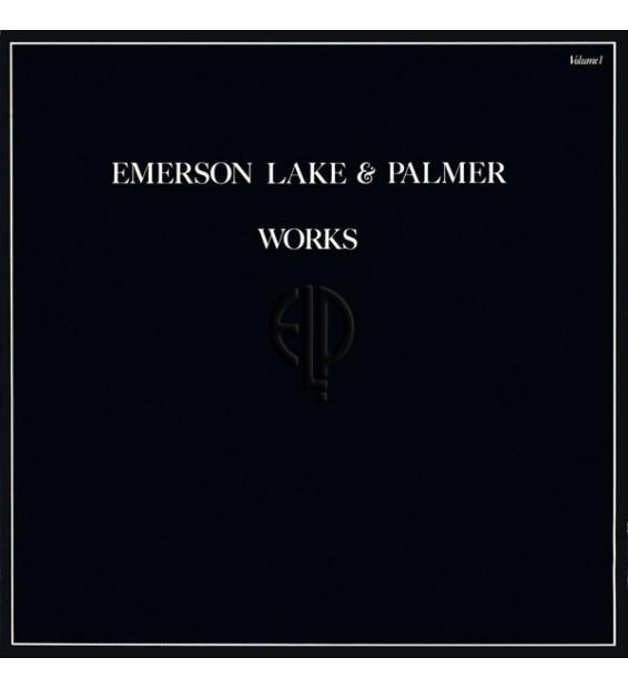 Emerson Lake & Palmer* - Works (Volume 1) (2xLP, Album, Gat)
