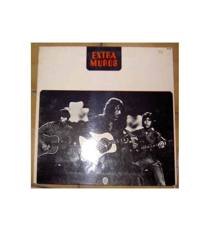 Extra Muros - Extra Muros (LP, Album) mesvinyles.fr