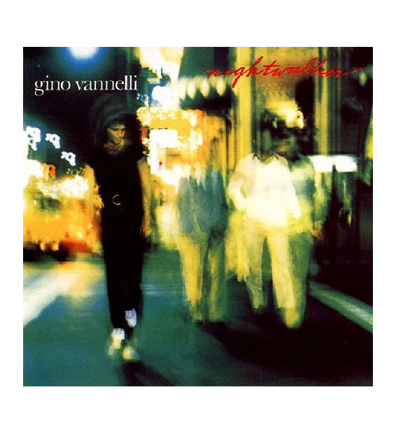 Gino Vannelli - Nightwalker (LP, Album)