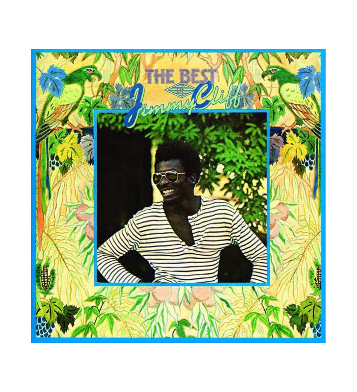 Jimmy Cliff - The Best Of Jimmy Cliff (2xLP, Comp) mesvinyles.fr