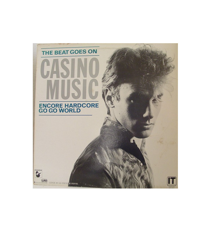 "Casino Music - The Beat Goes On (12"") mesvinyles.fr"