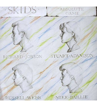 Skids - The Absolute Game (LP)