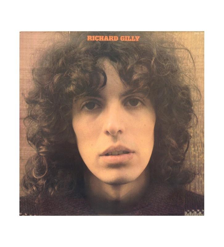 Richard Gilly - Les Froides Saisons (LP, Album) mesvinyles.fr