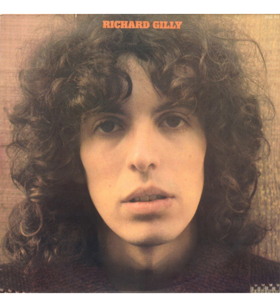 Richard Gilly - Les Froides Saisons (LP, Album)