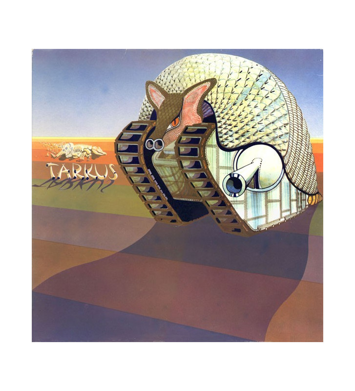 Emerson, Lake & Palmer - Tarkus (LP, Album, RP, Gat) mesvinyles.fr
