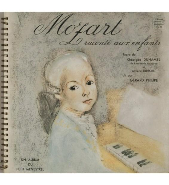 WOLFGANG AMADEUS MOZART / GERARD PHILIPE - La Vie De W.A. Mozart RacontEe Aux Enfants