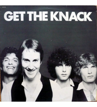 The Knack (3) - Get The Knack (LP, Album, RP)
