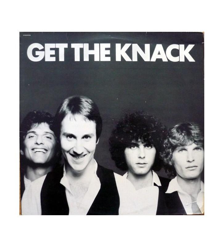 The Knack (3) - Get The Knack (LP, Album, RP) mesvinyles.fr