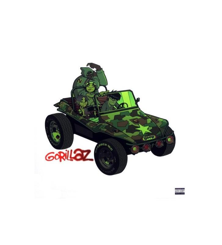 Gorillaz - Gorillaz mesvinyles.fr