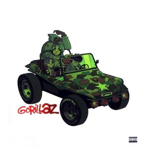 Vinyle - Gorillaz - Gorillaz