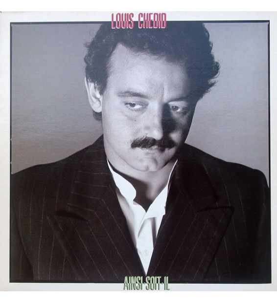 Louis Chedid - Ainsi Soit-il (LP, Album)