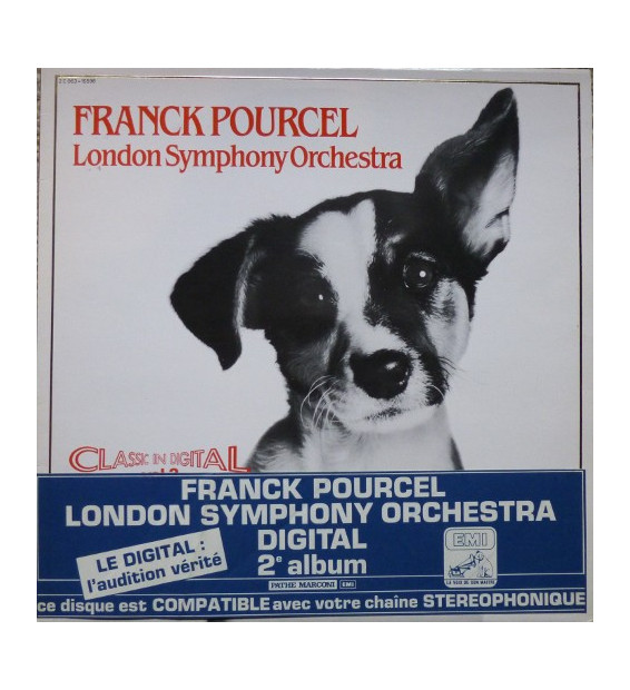 Franck Pourcel & The London Symphony Orchestra - Classic In Digital Vol.2 (LP, Album)