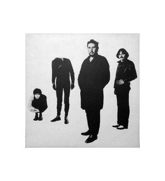 The Stranglers - Black And White (LP, Album, RE) mesvinyles.fr
