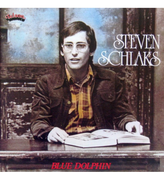 Steven Schlaks* - Blue Dolphin (LP, RE) mesvinyles.fr