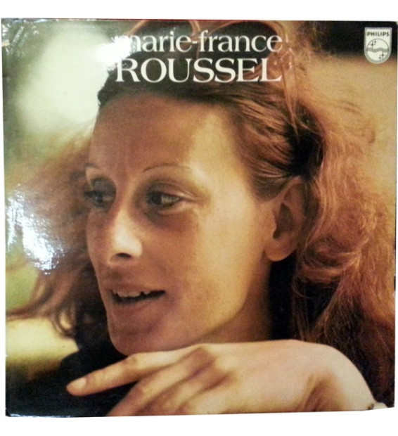 Marie-France Roussel - Marie-France Roussel (LP, Album)