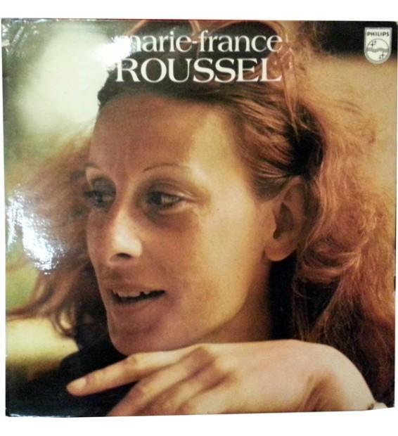 Marie-France Roussel - Marie-France Roussel (LP, Album) mesvinyles.fr