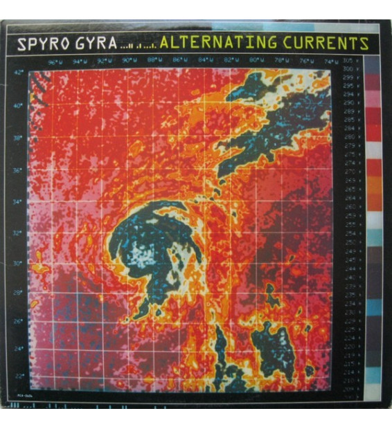 Vinyle - Spyro Gyra - Alternating Currents