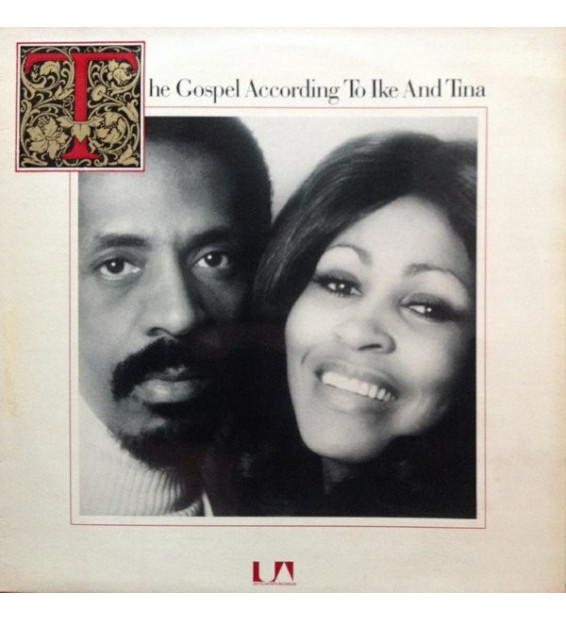 Ike & Tina Turner - The Gospel According To Ike And Tina (LP) mesvinyles.fr
