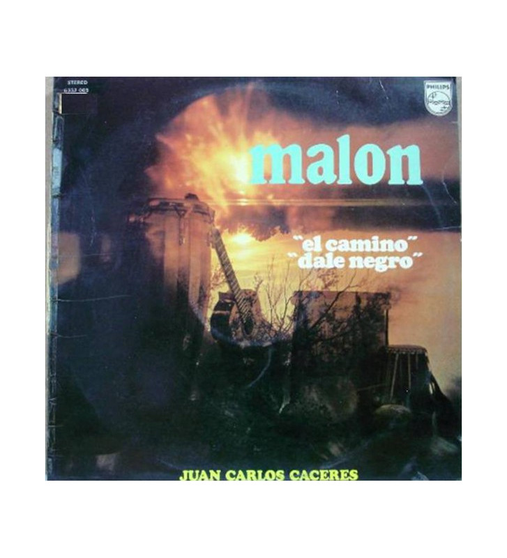 Malon - Juan Carlos Caceres - El Camino Dale Negro (LP, Album) mesvinyles.fr