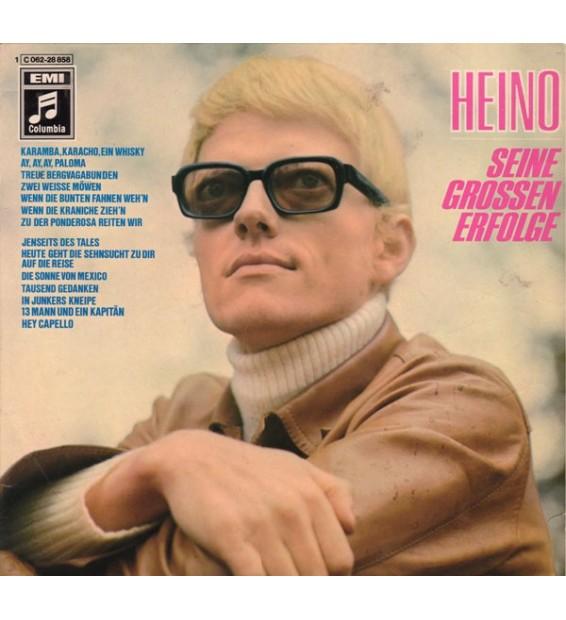 Heino - Seine Grossen Erfolge (LP, Comp) mesvinyles.fr