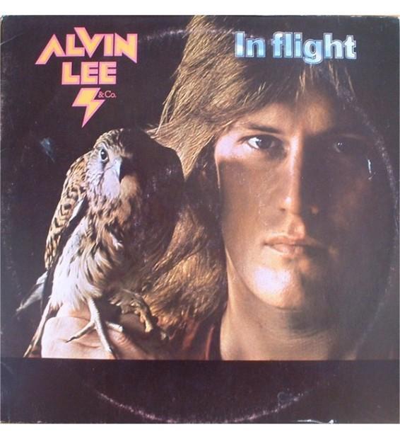 Alvin Lee & Co. - In Flight (2xLP, Album, Gat)