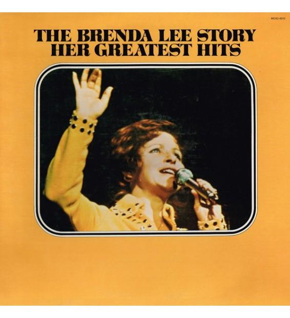 Brenda Lee - The Brenda Lee Story Her Greatest Hits (2xLP, Comp, RP)