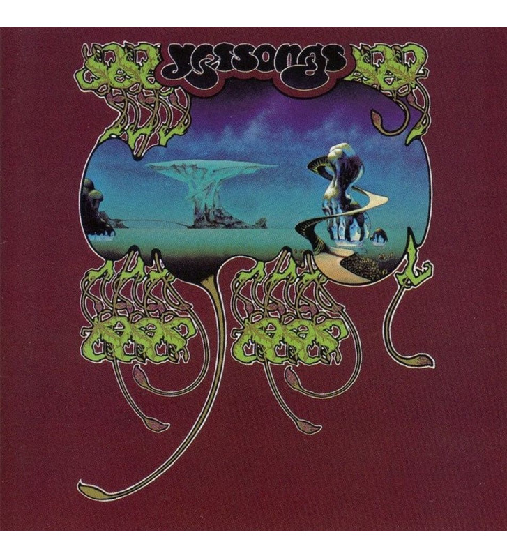 Yes - Yessongs mesvinyles.fr