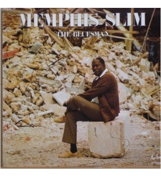 Memphis Slim - The Bluesman (2xLP, Album) mesvinyles.fr