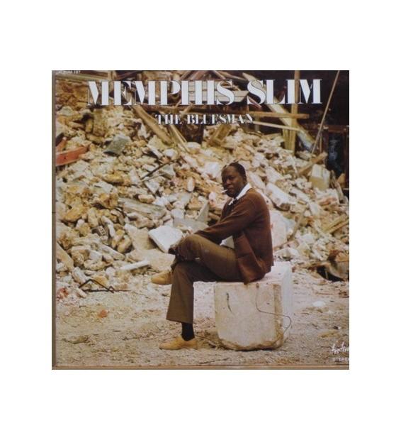 Memphis Slim - The Bluesman (2xLP, Album)