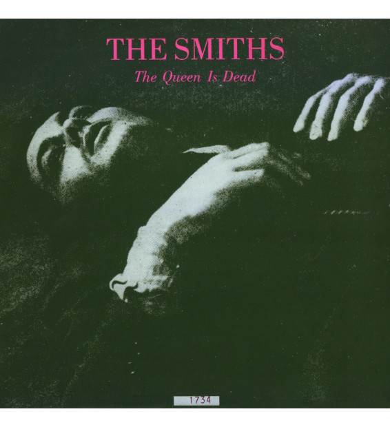 Vinyle - The Smiths - The Queen Is Dead