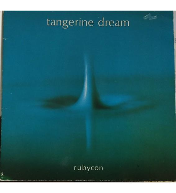 Tangerine Dream - Rubycon (LP, Album, RP, Gat) mesvinyles.fr