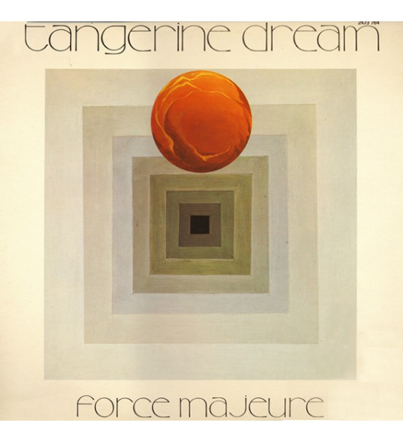 Tangerine Dream - Force Majeure (LP, Album, RE) mesvinyles.fr