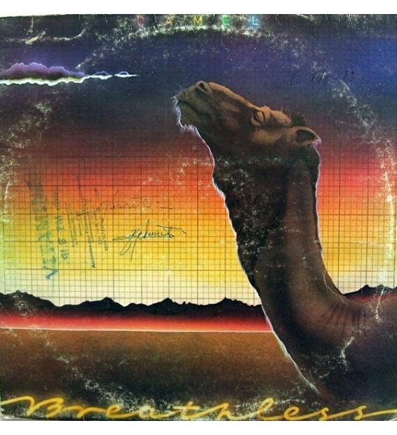 Camel - Breathless (LP, Album)