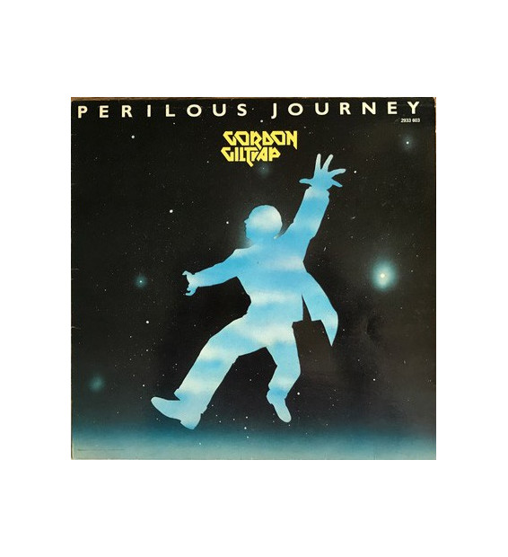 Gordon Giltrap - Perilous Journey (LP, Album)