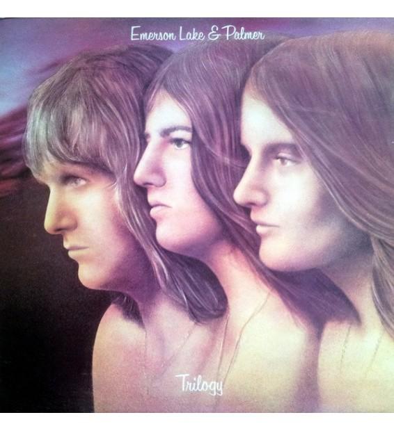 Emerson, Lake & Palmer - Trilogy (LP, Album, Gat)