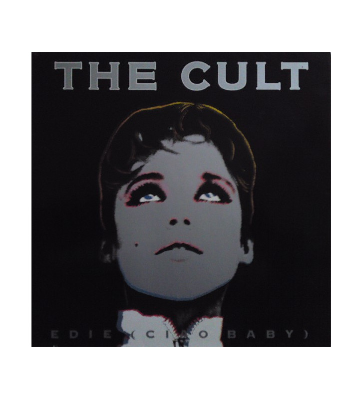 "The Cult - Edie (Ciao Baby) (12"", Single) mesvinyles.fr"