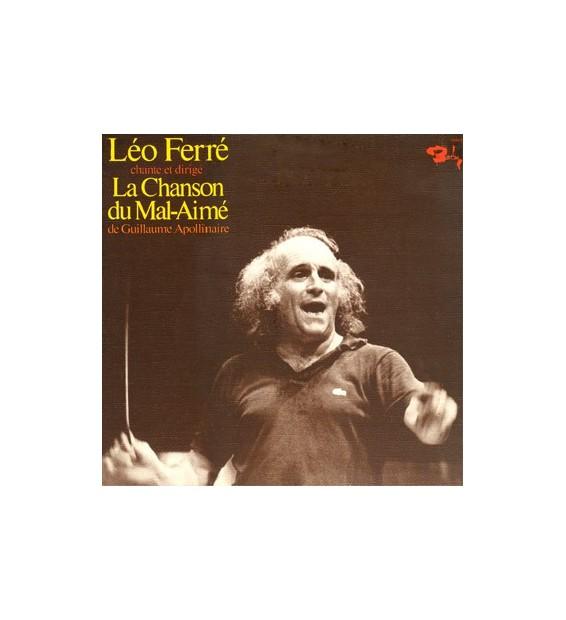 Vinyle - Léo Ferré - La Chanson Du Mal Aimé