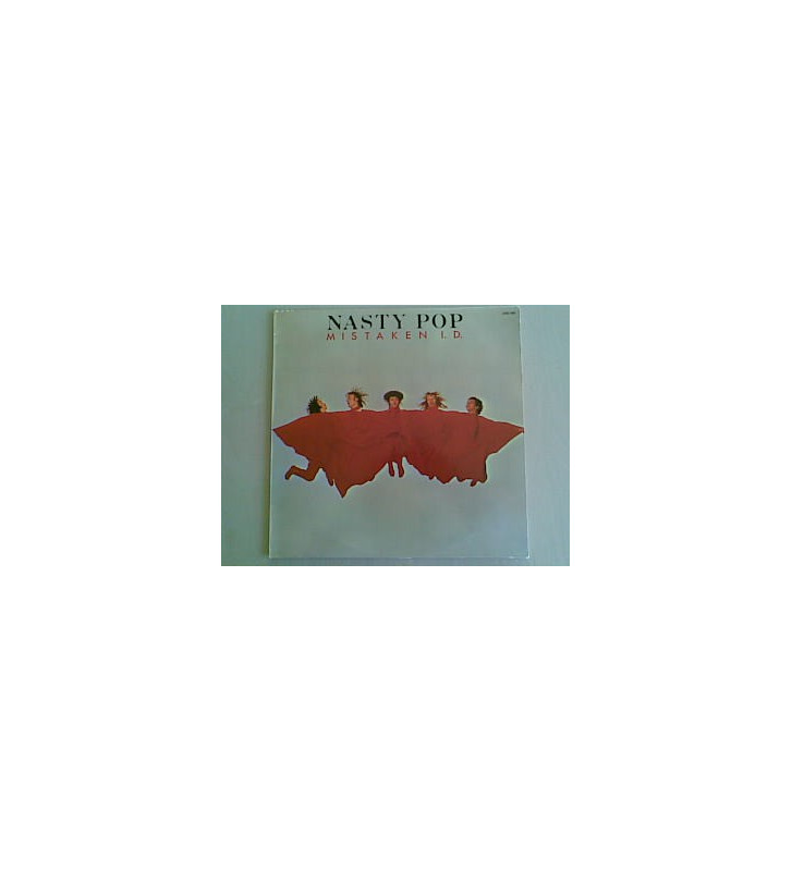 Nasty Pop - Mistaken I. D. (LP, Album) mesvinyles.fr